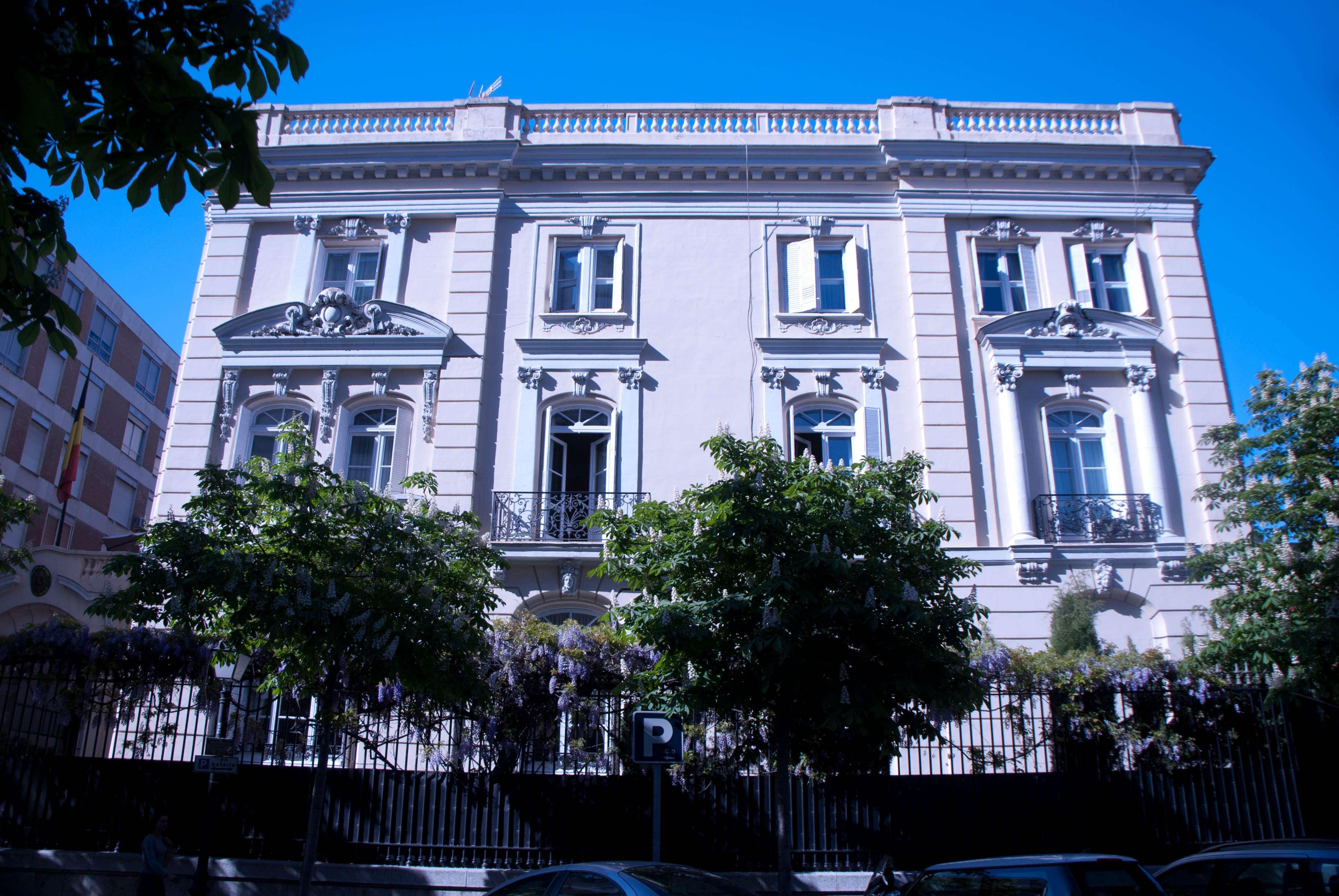 Paseos y rutas por madrid diarios de viajes de espa a - Calle castello madrid ...