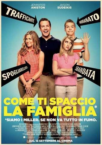 Come ti spaccio la famiglia (2013) DVD9 Copia 1:1 - ITA/ENG