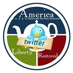 twitterteapot Tea Party Members Tweet the Most