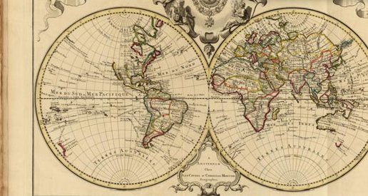 Mapas Antiguos