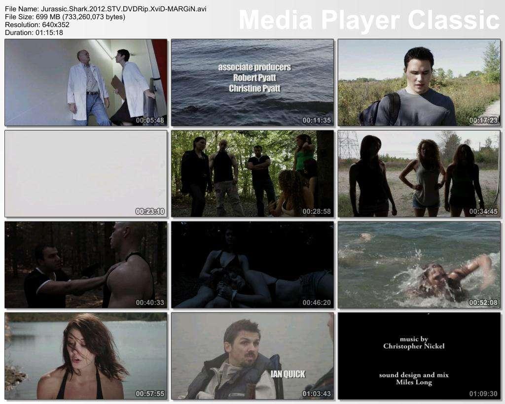Jurassic Shark - 2012 DVDRip XviD - Türkçe Altyazılı Tek Link indir