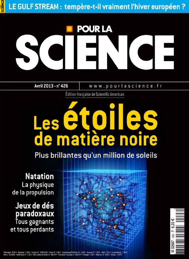 Pour La Science N°426 Avril 2013