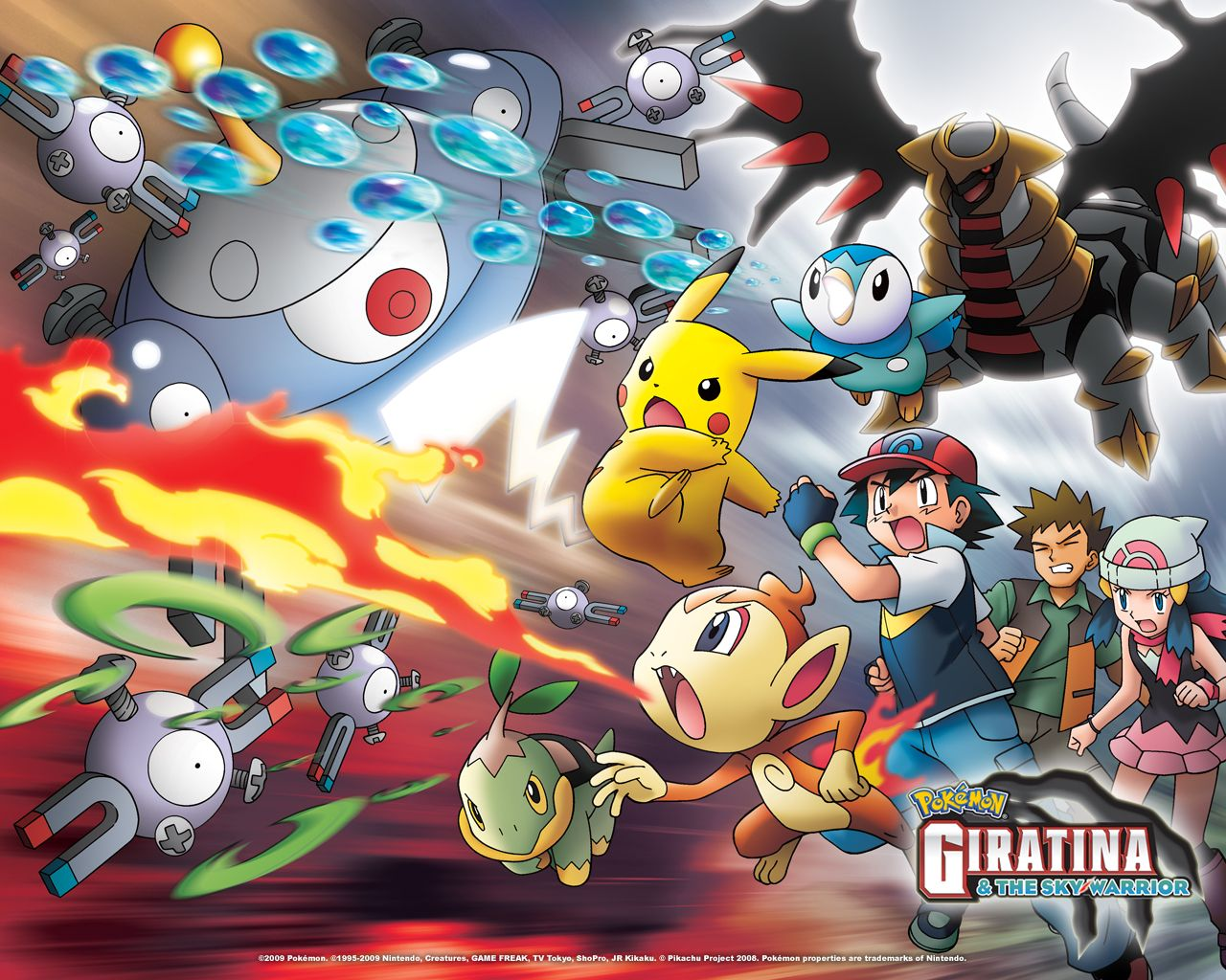 Pokemon: Bửu Bối Thần Kỳ (Phần 7)